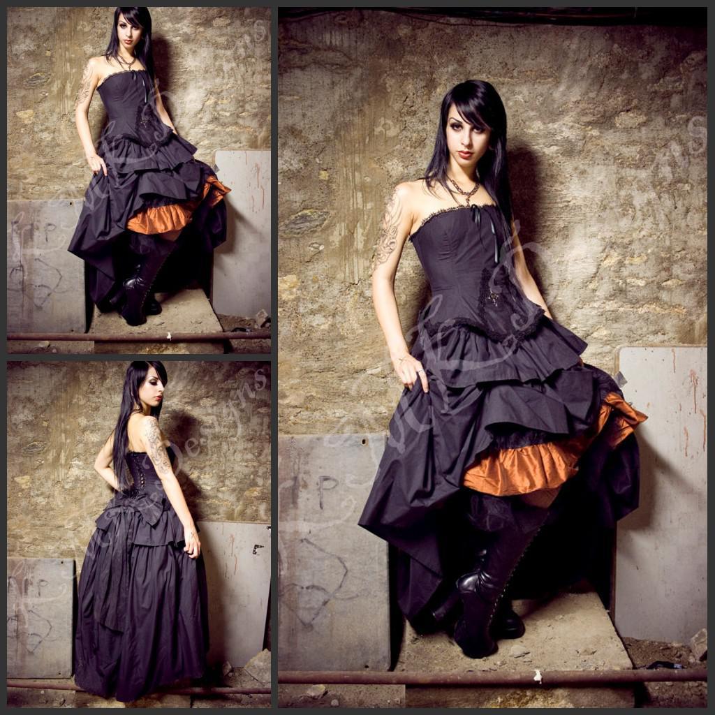 Victorian Dresses 2014 Steampunk Wedding Dress Gothic Lolita ...