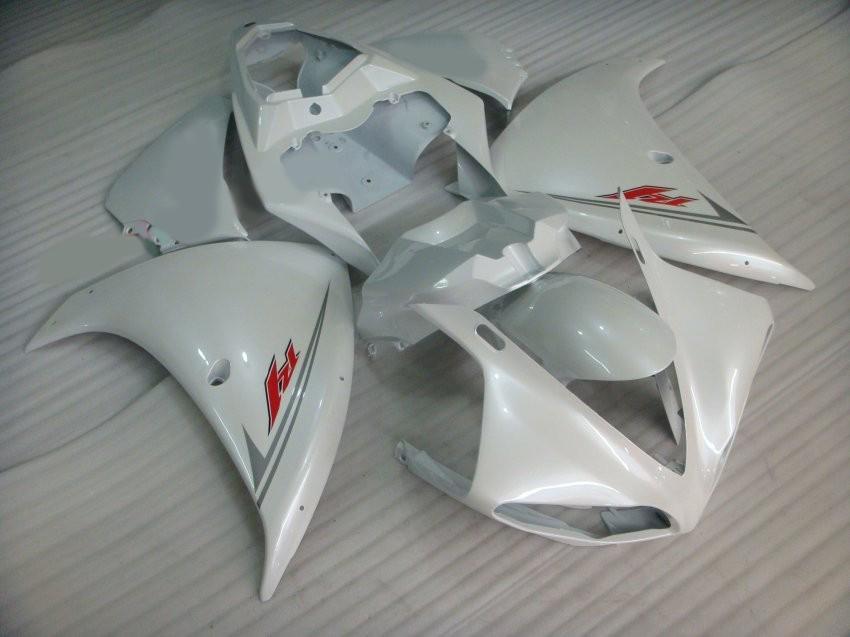 Spritzguss-Verkleidungskit für Yamaha YZF R1 2009 2010 2011 YZFR1 09 10 11 akzeptieren benutzerdefinierte Farbe