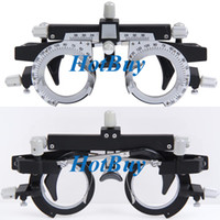 Wholesale Optical Testing - Universal Adjustable Optical Optic Eye Optometry Test Trial Lenses Frame #2770