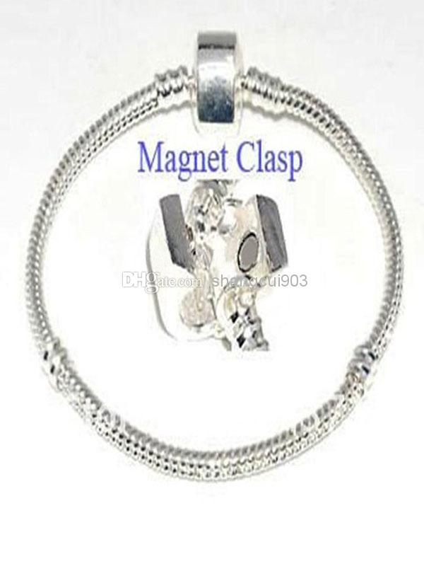 New Fashion 925 silver Jewelry Snake Chains 925 Clasp Vogue Fashion Bracelet 3mm 6-9inch Hot