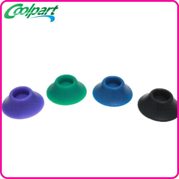 Hot EGO Batteries Silicon Base Holder Sucker for Electronic Cigarette Battery EGO-T EGO-C Holders Stands E-cigare battery base