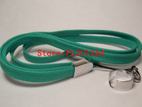 Wholesale Ego Lanyards Colors - EGO Lanyard hang rope string necklace for e cig CE series 1 colors CPAM Free shipping