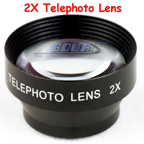 8f29ebdbc733f7 2019 Detachable 2x Telephoto Lens For Digital Camera IPhone 4 4s Iphone 5  5S 5C Ipad Mobile Phone,Christmas's Gift From Bowa, $5.73 | DHgate.Com