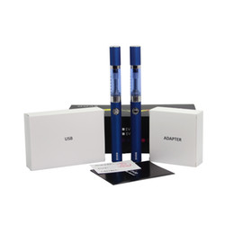 Wholesale Evod Boxed Kits Free Shipping - Newest EVOD-B evod b electronic cigarette BCC ego Double E-cig kit 7color batteries and Atomizer christmas gift box set free shipping