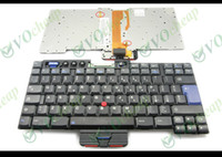 Wholesale Ibm Laptop Keyboard - New and Original Notebook Laptop keyboard FOR IBM Thinkpad G40 Black Italian IT Layout Black - 91P8162 Version: Italian (IT)