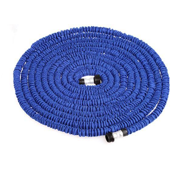 S5Q 75FT Expandable Flexible Garden Water Hose With Spray Superior Gun Nozzle AAACBL