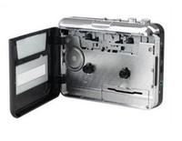 Wholesale Cassette Tape Mp3 Player - New Arrive Fashion Hot USB Cassette Capture Recorder Radio Player, Tape to PC Super Portable USB Cassette to MP3 Converter