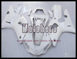 Wholesale Yamaha R1 Fairings White - 7gifts- Injection molding white fairing kit for YAMAHA YZF R1 00 01 YZF-R1 00-01 YZFR1 2000 2001 fairings bodywork & windscreen y7731
