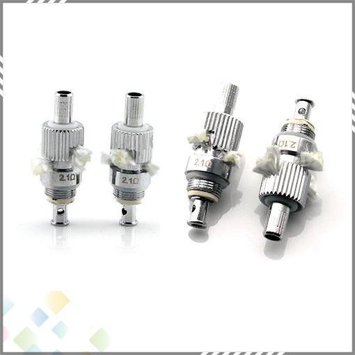 Vapor Coils for Iclear 30B Clearomizer Innoikin Iclear 30B Atomizer Dual coils Iclear 30B Coil Head