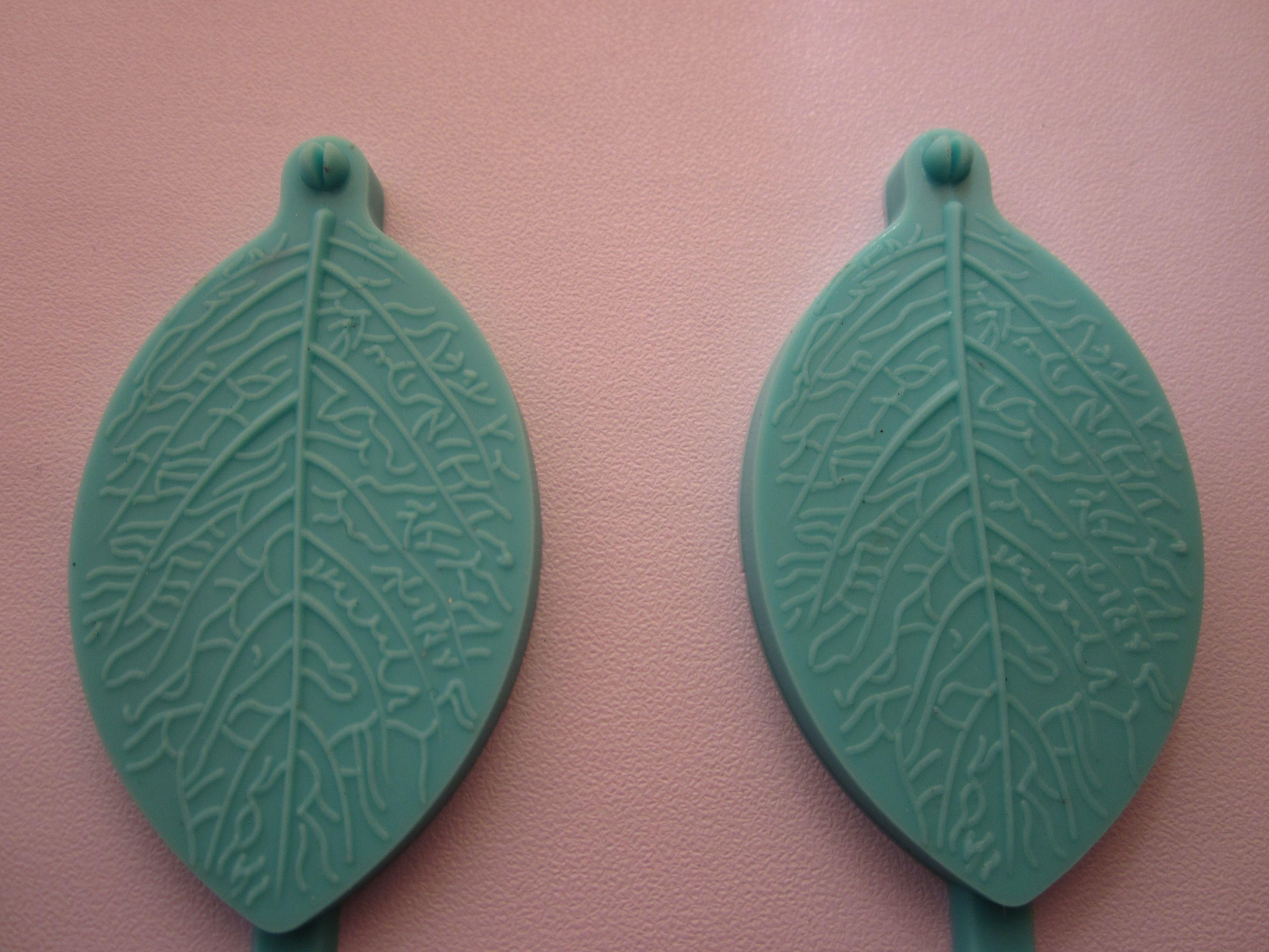 30 teile / los 100% silikonblätter form / fondantform / kuchen dekorieren form / kuchen dekorative tools + kostenloser versand