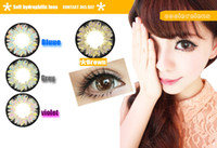 Wholesale Design Contacts - Wholesale - NEW DESIGN 40pcs =20pairs Magic honey Contact lenses lens Color Contact 4 Tones colors EYE
