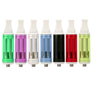 Wholesale Dual Resistor Ce9 - 3.5ml Capacity EGO CE9 Dual Resistor Electronic Cigarette Atomizer Clearomizer Cartomizer for ego series E-cigarette