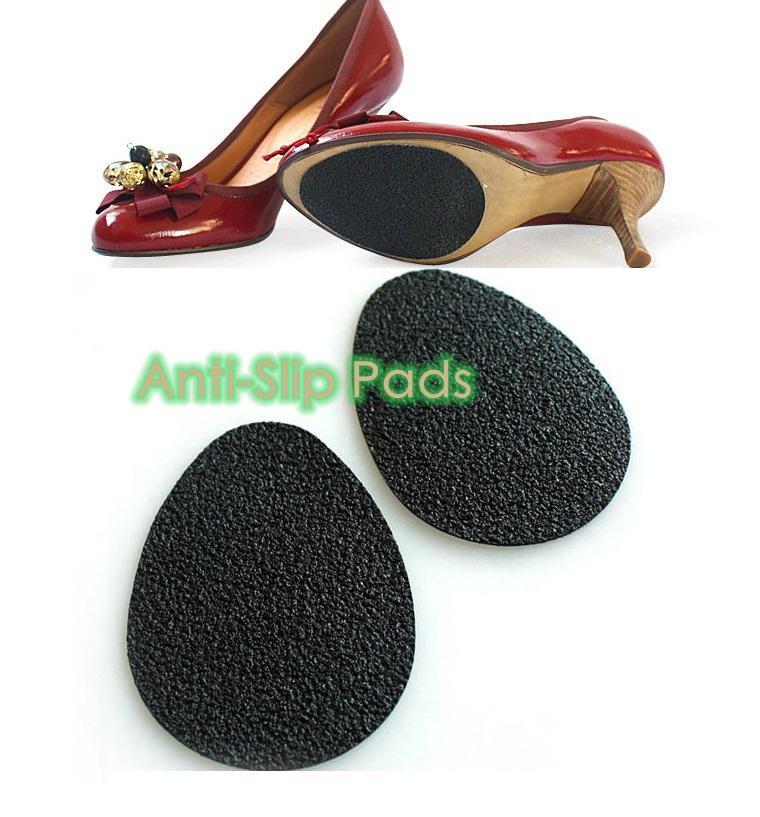 unisex Anti-Slip Shoe Soles ProtectorRubber Pads Grip adhesive Sticker forsports walkinghighheels9*6.5cm opp packing J03