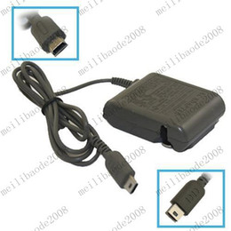 Wholesale Ds Ac Power - Game Power Supply Adapters AC Chargers For DSL DS Lite US Standard Ship MYY8186