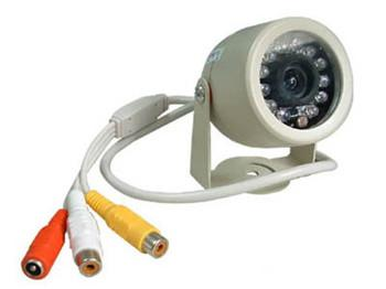 Security CCTV CMOS 700TVL day and night infared Waterproof LED CCD BULLET IR Camera with wide angle lens with audio