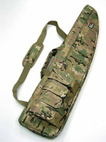 Wholesale tactical backpacks for men - New Tactical 911 1m for rifle gun slip carry rifle bag CP multicam