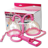 Wholesale Twin Adult - Wholesale - Breast massage,Breast Pumps Enlarge With Twin Cups, Air Chest Pump,Adult Sex Toys ,Sex Products
