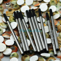 Wholesale Standard Roller Ball Pen Refills - Free Shipping - JINHAO 10 Pieces Standard Black Common Roller Ball Pen Refill