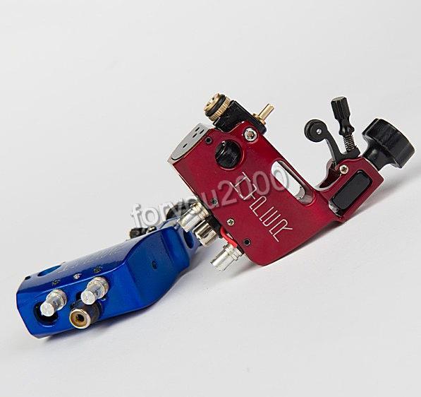 Novo Estilo Estigma Bizarro V2 / V3 Rotary Tattoo Machine Gun 3 Modelos Assorted Kits de Tatuagem Fornecimento