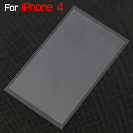 Wholesale Iphone 4s Adhesive Sticker Tape - OCA Optical Clear Adhesive For iPhone 4 4s 5 5C 5S Digitizer Touch Glass Screen LCD Display Sticker Double Sided Tape Repair Part