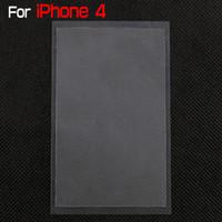 iphone taraflı bant toptan satış-IPhone 4 4 S 5 5C 5 S için OCA Optik Temizle Yapıştırıcı iPhone 4G 4GS 5G 5C 5GS Sayısallaştırıcı Dokunmatik Cam Ekran LCD Ekran Çift Taraflı Bant