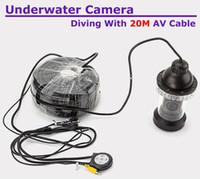 Wholesale Underwater Cameras Ptz - 20m 360 degree Rotation PTZ SONY CCD underwater camera,PTZ waterproof camera,PTZ fishing camera,PTZ fish finder,Freeship by DHL