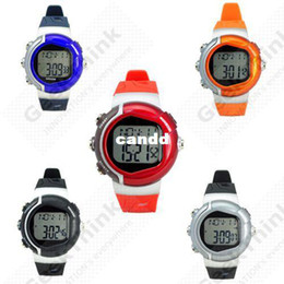 Wholesale Heart Rate Watch Calorie Counter - Healthy 6 in 1 Sporty Watch with Heart Pulse Rate Monitor Calorie Counter ,High Quality , 009