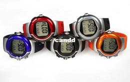 наручные часы спортивные часы Скидка Датчик новый здоровья жизни спорт калории подходят монитор сердечного ритма пульса наручные часы Бесплатная доставка