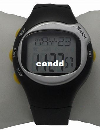 Newest HOT Sport Waterproof Wireless Heart Rate Monitor Sport Fitness Watch ,Outdoor Cycling