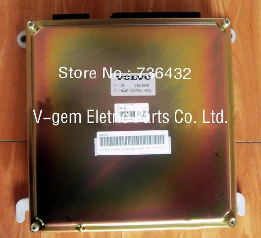Frete grátis ! Volvo v-ecu controlador, Volvo Console, placa de computador escavadeira 14594707para Volvo EC210 / 210BLC 210B 240 / 240B 290 / 290B