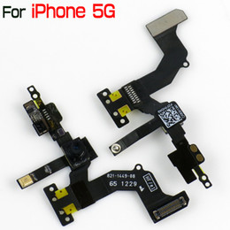 For iPhone 5 5G OEM Brand New Front Facing Camera with Sensor Flex Cable Ribbon