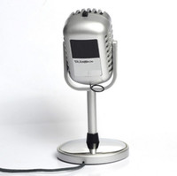 Professional & Classical Vocal Wired Microphone For Voice Am...