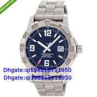 Wholesale Low Priced Luxury Watches - Factory direct sales of high quality low price A74387 Aeromarine Colt 44 Quartz Steel Mens Watch