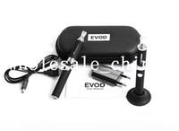Wholesale Evod Bbc - Evod Mt3 Double Starter Kit Vaporizer E-cigarettes 2.4ML BBC MT3 Atomizer Clearomizer Evod Batery 650mah 900mah 1100mah Battery DHL Free
