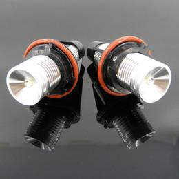 Wholesale Bmw E87 - 2PCS LED Angel Eyes Light 1\3\5\6\7\X Series E39 E60 E61 E63 E64 E65 E66 E87 E53 White