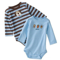 Wholesale romper 12 18 months for sale - Group buy Retail Baby Bodysuits Long Sleeve Baby Romper Baby Clothes Sample
