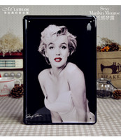 Wholesale M Retail CM Tin Sign The Marilyn Monroe Vintage Tin signs Wall Art decoration Bar Metal Paintings Tin Sign