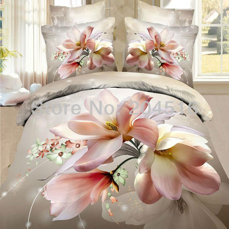 unique wedding bedclothes set 3d full king queen bed sheet linen cover sets comforter sets cheap cheap comforter set