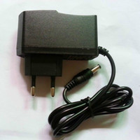 Wholesale Plug Ue - DC 12V 1A  12V 500mA  9V 1A   5V 2A Power Supply EU plug AC 100V-240V Converter Adapter