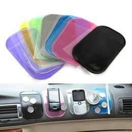 Anti Slip Mat Non Slip Car Dashboard Sticky Pad Mat Puissant Silica Gel Magic Car Sticky Pad