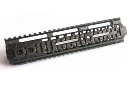 Wholesale Handguard For Aeg - Handguard Rail System NOVESKE 12.6 inch Handguard Rail System Black for AEG FREE SHIPPING