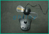 Wholesale Fans Messages - Flashing Words Fan& LED Programmable Message Mini Fan