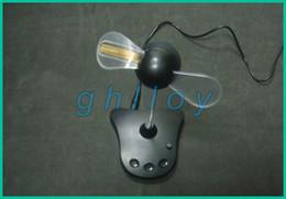 Wholesale message flash - Flashing Words Fan& LED Programmable Message Mini Fan