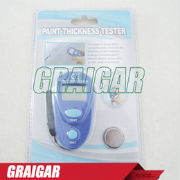Car Paint Tester Online Paint Thickness Tester Car For Sale - Paint tester online