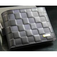 Wholesale Mens Multi Card Wallet - S5Q Mens Soft Leather Bifold Short Wallet Money Holder Multi Card Pocket Purse AAACRJ