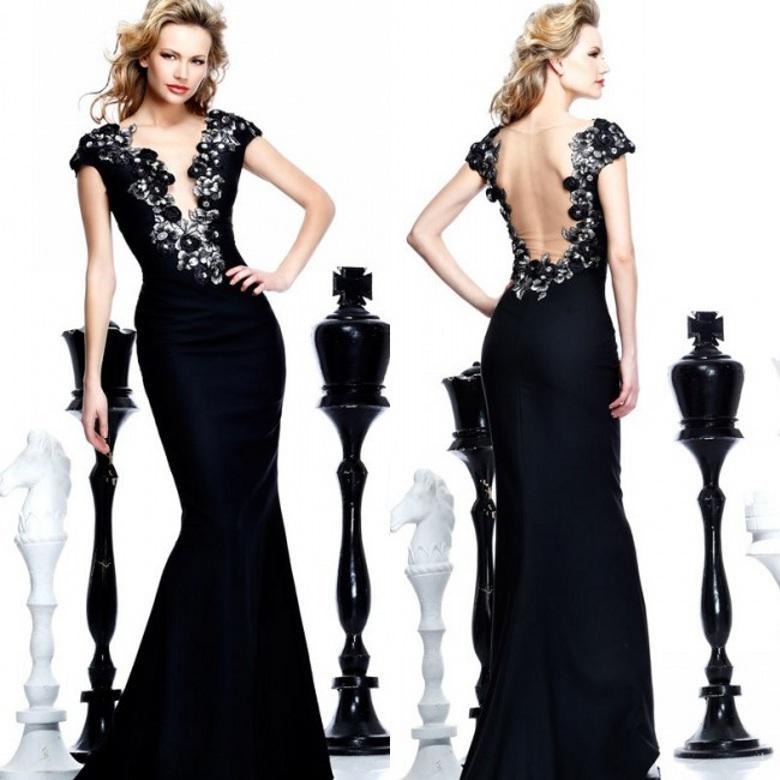 Wholesale 2014 Tarik Ediz Dresses