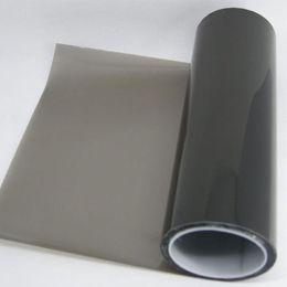 Wholesale Fog Light Film - Accessories Exterior Vinyl Film Tint Headlight Taillight Fog light sticker light black