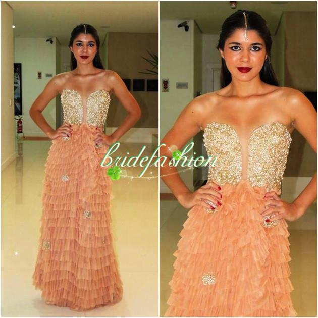 2014 Vestidos Formales New Elegant Sheath Champagne Sweetheart Crystal Evening Floor Length Beads Pleats Pageant Gowns Long Dresses Party