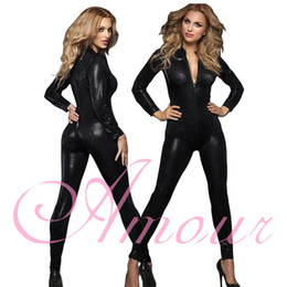 ab690782a8e3 New Arrivals Women Clubwear Gothic Punk Sexy New Snake Skin Print Black Gothic  Punk Overall Catsuit Romper 71147111