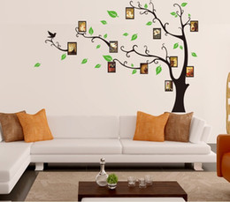 Wholesale Country Quotes - New arrival Wall stickers Decal sticker Tree Crural line Skirting Scroll hallway art decal removable Quote Vinyl wall waterproof